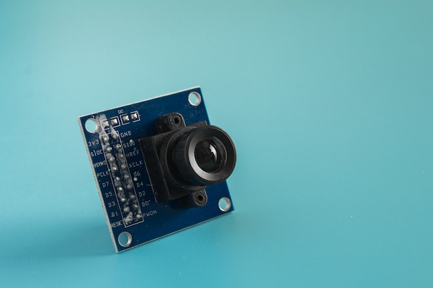 Moduł kamery. mini kamera
