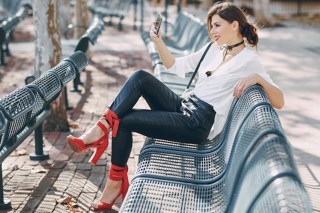 Mody street kobiety