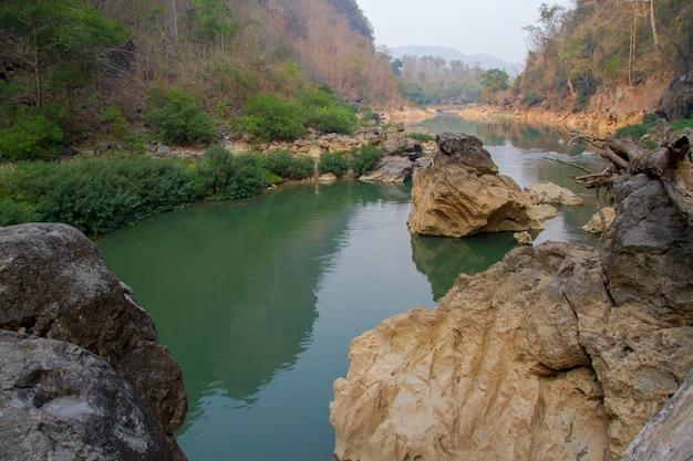 Moei river thai myanma