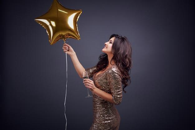 Mogę zacząć świętować nowy rok