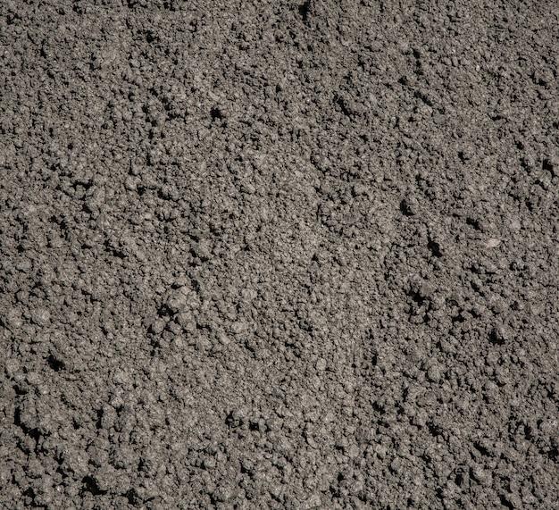 Mokra powierzchnia betonowa