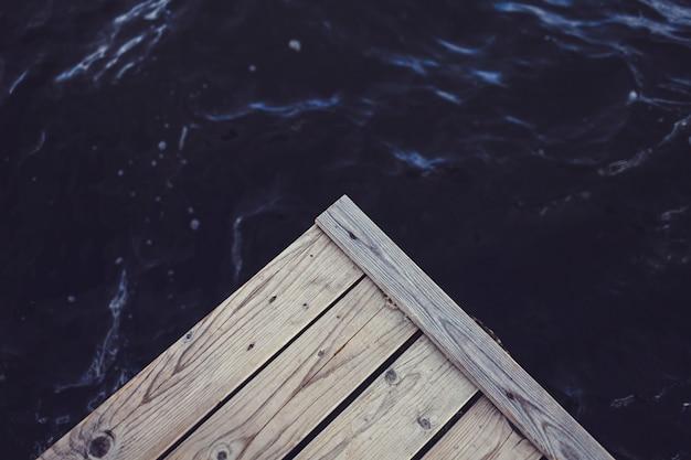 Molo nad morzem bałtyckim