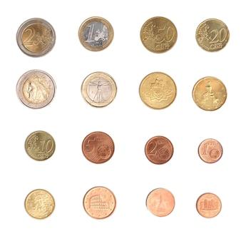 Moneta euro z włoch