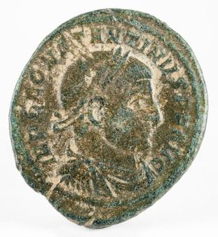 Moneta rzymska konstantyn i magnus