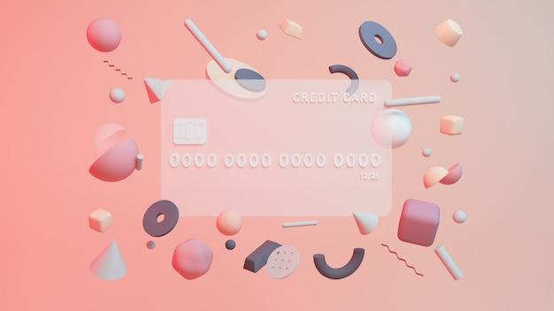 Monety z karty debetowej lub kredytowej