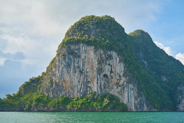 Morze andamańskie w tajlandii