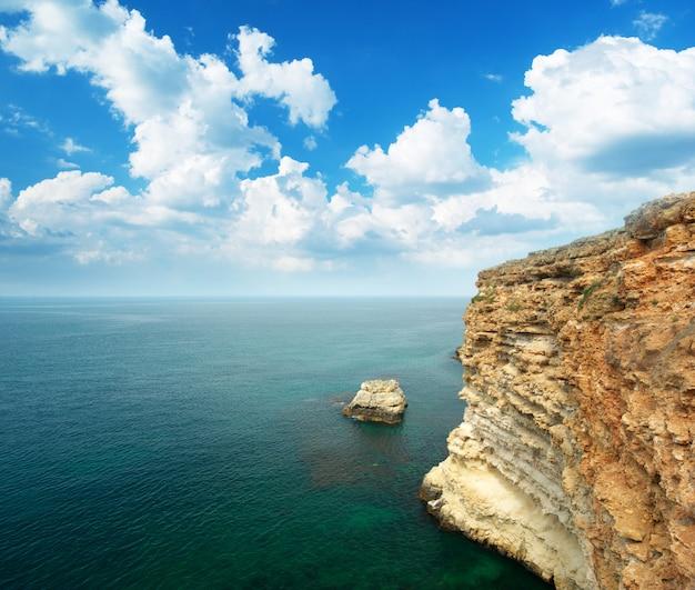 Morze i klif