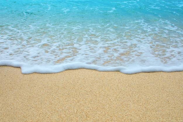 Morze i piasek