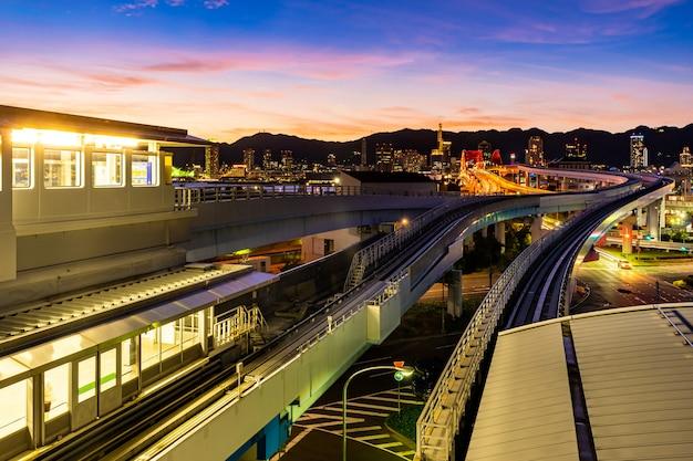 Most do kobe kansai w japonii