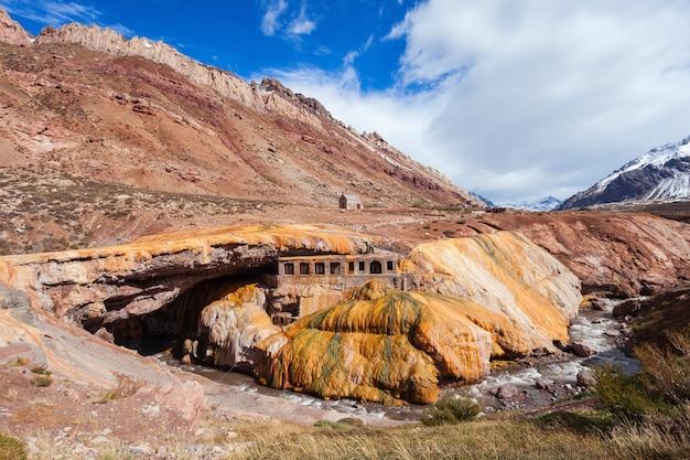 Most inków w pobliżu mendozy