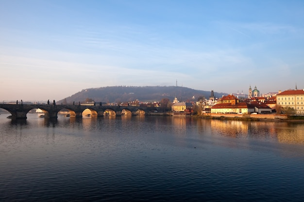 Most karola. praga, republika czeska