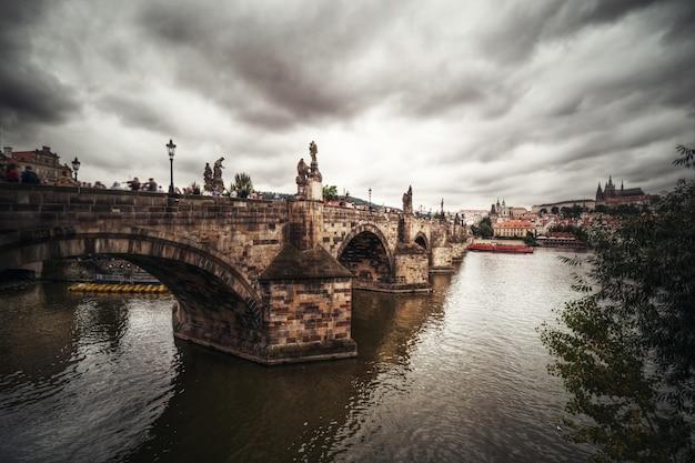 Most karola w pradze.