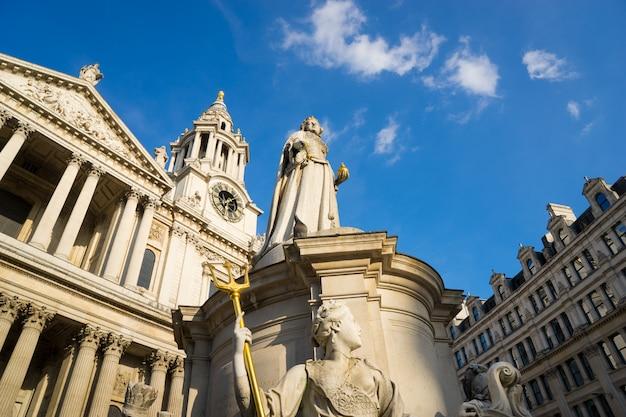 Most świętego pawła i millennium w londynie