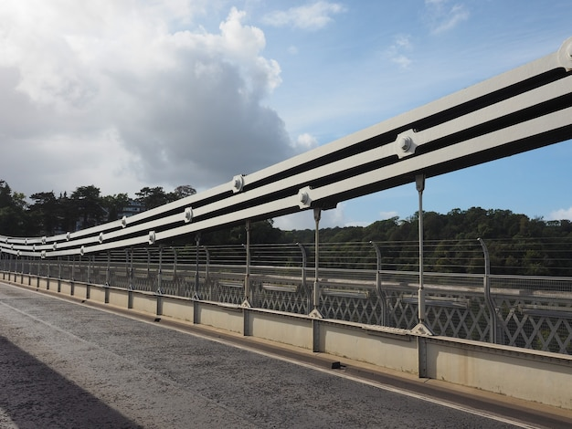 Most wiszący clifton w bristolu
