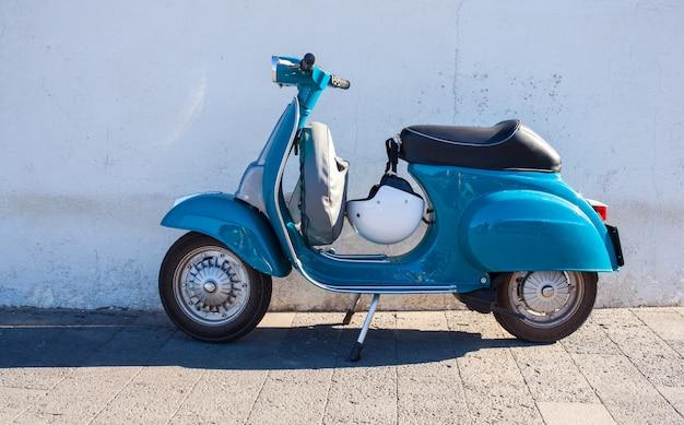 Motocykl vespa