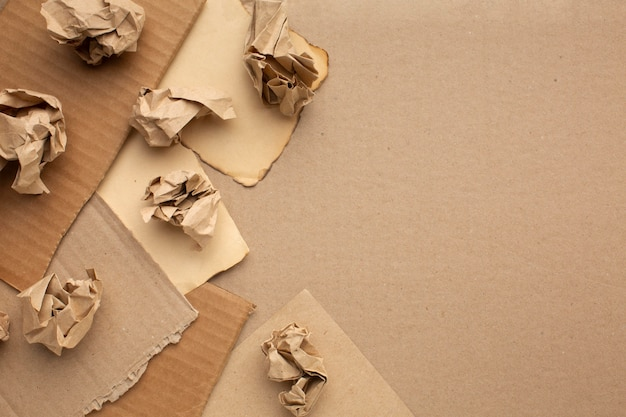 Motolite papier i kreskówka z kopiowaniem miejsca