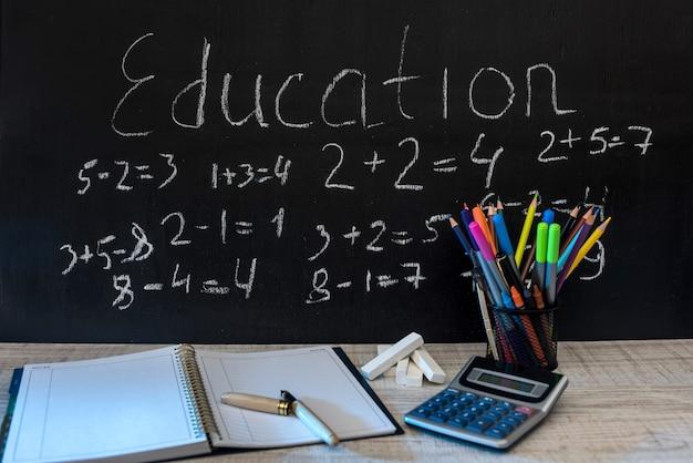 Motyw szkolny. powrót do koncepcji szkoły. początek edukacji.