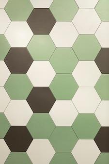 Mozaika abstrakcyjny wzór geometryczny płytki ceramiczne