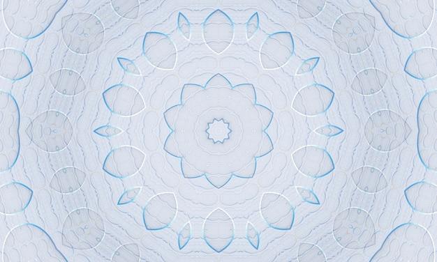 Mozaika bezszwowa. kalejdoskop liści monochromatycznych. szara karta batikowa. ludzie monochromatyczny kalejdoskop. witraż róża. biały nowoczesny streszczenie akwarela.