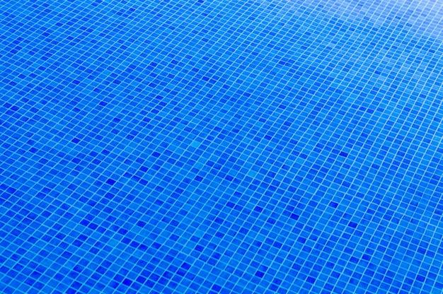 Mozaika do basenu