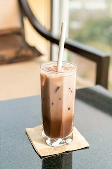 Mrożone czekoladowe kakao