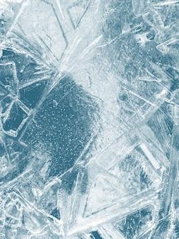 Mrożony lód tekstury tła tapety stonowanych