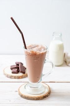 Mrożony napój czekoladowy