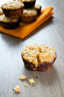 Muffin i okruchy