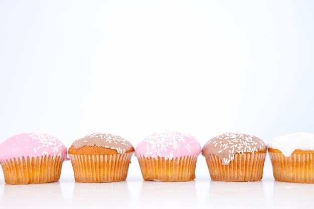 Muffiny w kolejce