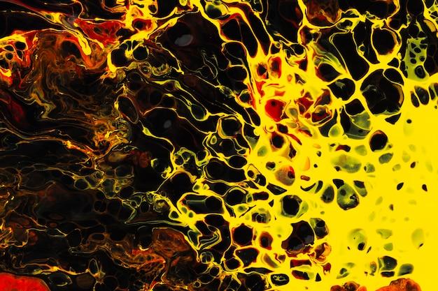 Multi kolorowe tło psychodeliczne