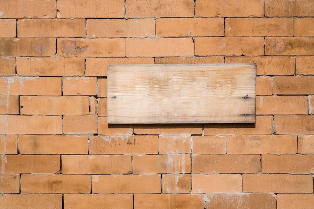 Mur z cegły z czerwonej cegły, tło z czerwonej cegły