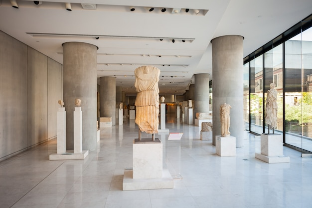 Muzeum akropolu w atenach