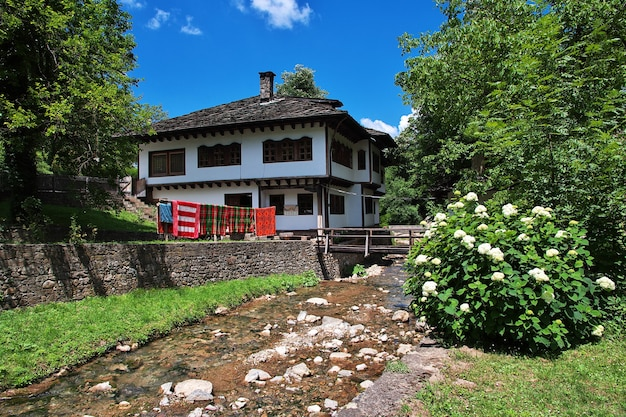 Muzeum etnograficzne w gabrowie, bułgaria