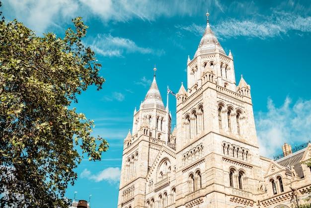 Muzeum historii naturalnej w londynie, wielka brytania