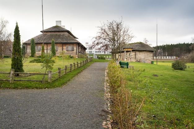 Muzeum-majątek tadeusza kościuszki.