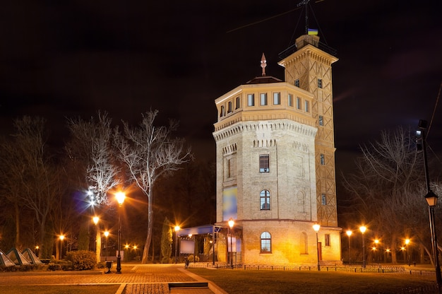 Muzeum wody w kijowie, ukraina
