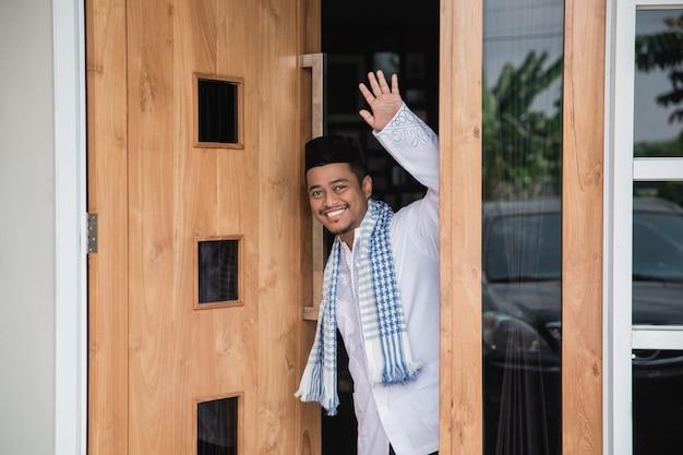 Muzułmanin pozdrowienie