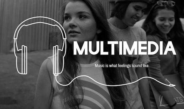 Muzyka lifestyle rozrywka rozrywka concept