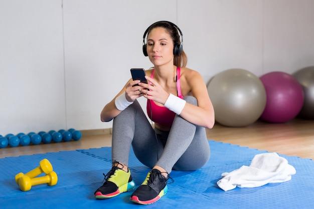 Muzyka na fitness