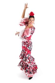 Muzyka w tle ciepły studio flamenco