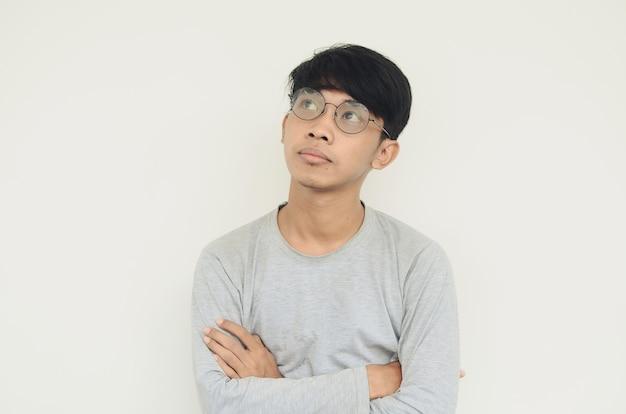 Na ten pomysł trafiają portrety azjatów w okularach