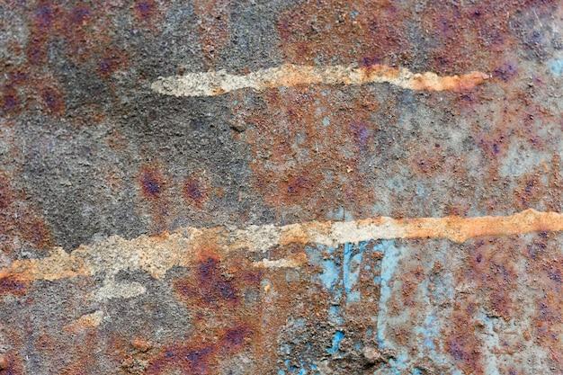 Na zewnątrz szorstki tekstura tło z zadrapaniami