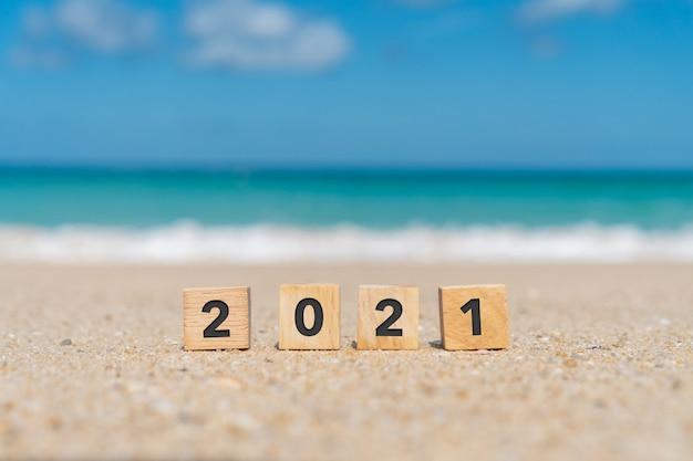 Nadchodzi nowy rok 2021.
