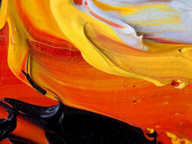Nafcianej farby tekstury abstrakta tło
