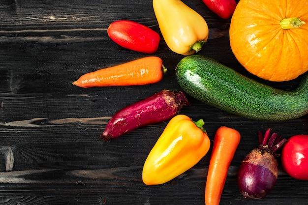 Najlepsze płaskie zdrowe warzywa