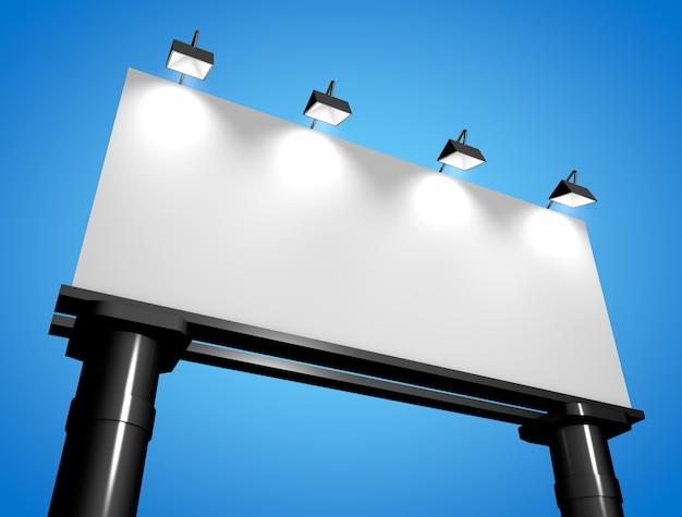 Najlepszy makieta billboardu