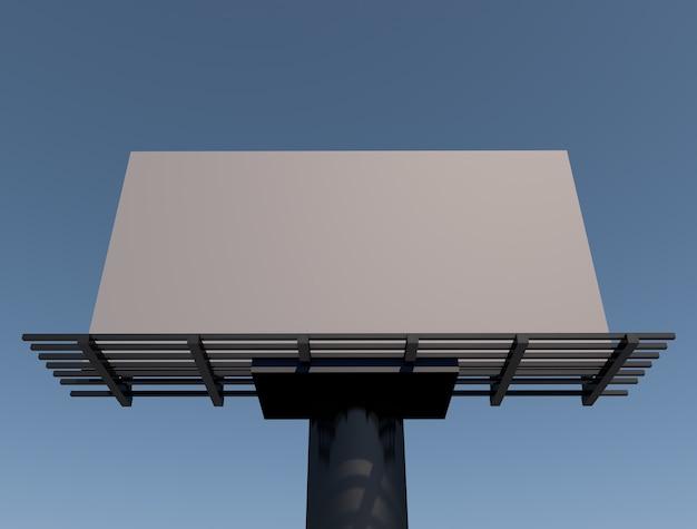Najnowszy makieta billboardu
