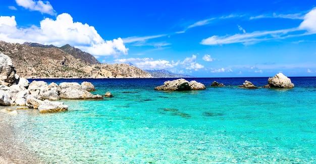 Najpiękniejsze plaże wysp greckich - apella na karpathos