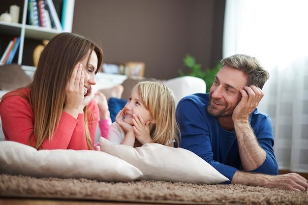 Najsilniejszą miłością jest miłość rodzicielska