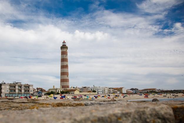 Najwyższa latarnia morska w portugalii